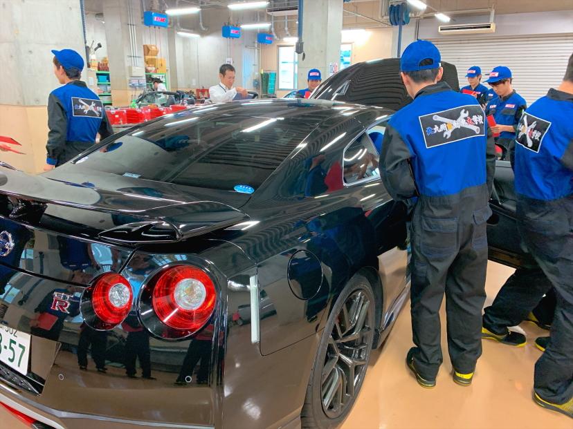 二級自動車整備科自動車整備士コース 2年制