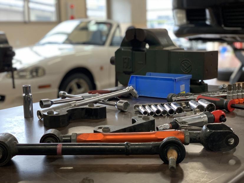 世界で活躍できる自動車エンジニアを目指す